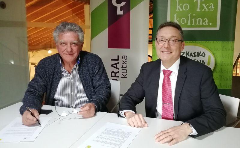Convenio Laboral Kutxa 2019