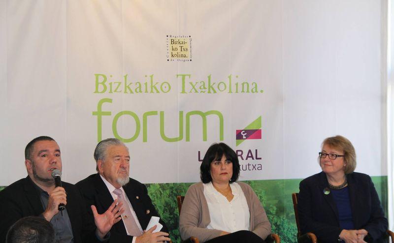 Forum Bizkaiko Txakolina