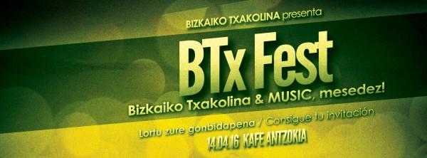 Bizkaiko Txakolina Fest